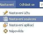 Ochrana soukromí na Facebook