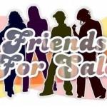 Facebook hra Friends for sale!